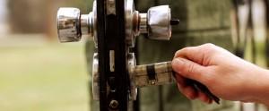 Reparatie van kapot slot
